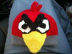 Mad birdie. littlelambscreations.webs.com