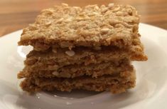 Glutenfrie knekkebrød Krispie Treats, Rice Krispies, Low Fodmap, Gluten Free, Cookies, Baking, Desserts, Fiber, Recipes