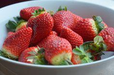 Wecken en inmaken: Aardbeien met mascarpone