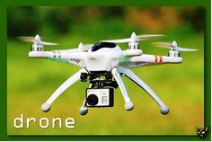 Zarampagalegando: Dicionario visual. Drone