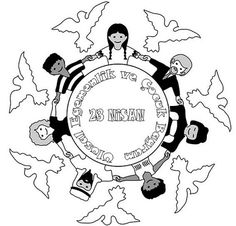#23nisan   #23nisanboyama  #boyamasayfası #çocukbayramı #belirligünvehaftalar  BAYRAMŞARKILARI>>>>> https://www.youtube.com/watch?v=9rtQ8YmMpZM&index=2&list=PLNk610qK_SEz9k25Tr46YWF6ks_ODZCmJ