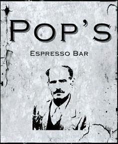 Pop's Espresso Bar: New Rochelle, NY