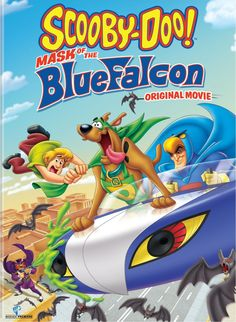 59) Scooby-Doo! Mask of the Blue Falcon - Watched 04/23/2013 via Netflix