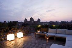 Terrace, private client, Frassinagodiciotto  www.frassinago18.com