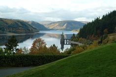 Lake Vyrnwy Hotel & Spa in Oswestry Lake Vyrnwy Hotel, Snowdonia, Weekends Away, Travel Tours, Grand Hotel, Hotel Spa, Beautiful Places, Scenery, Places To Visit