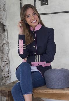 chaqueta militar by THE EXTREME COLLECTION  www.theextremecollection.com