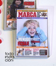 "IMANES ""MARCA KIDS"""