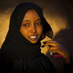 Young Sudanese Woman, Kassala, Sudan  http://itunes.com/apps/lafforgueHD