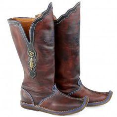 Cossack boots Yesaul €258 op maat gemaakt