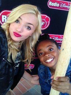 Peyton List And Skai Jackson Had A Blast With Radio Disney . Peyton List, Disney Channel Stars, Disney Stars, Girl Celebrities, Celebs, Ski Jackson, Spencer List, Emma Ross, Anne Mcclain