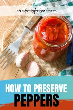 Learn different ways on how to preserve sweet hot and bell peppers today! Check out this pin for complete recipe and tips for canning peppers! Canning Recipes, Kitchen Recipes, Beef Recipes, Vegetarian Recipes, Canning Peppers, Complete Recipe, Dehydrated Food, Grow Your Own Food, Fermented Foods