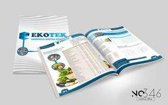 Ekotek Soğutma Katalog Tasarımı – No346 creative media office