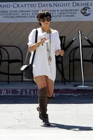 Awesome Sweater Dress white sweater dress with boots... Check more at http://24myshop.tk/my-desires/sweater-dress-white-sweater-dress-with-boots-2/