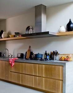 rotterdam-herenhuis-houten-keuken-met-betonnen-aanrechtblad