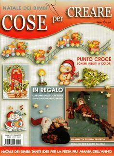 Gallery.ru / Фото #1 - COSE PER CREARE Natale dei bimbi - NINULYKA