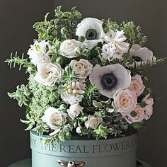 THE REAL FLOWER COMPANY Scented spring meadow bouquet .....wonderful to eyes and nose