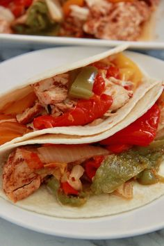 You can make Instant Pot Chicken Fajitas in just a matter of minutes. This simple, fresh, and flavorful meal can be on your table with minimal effort for an easy family dinner any night of the week.