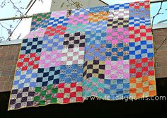 Bloggers' Quilt Festival Fall 2014: Liberty Goes to the Circus