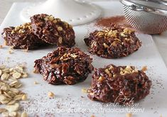 Biscotti alla nutella senza cottura si preparano senza accendere il forno e si conservano in frigorifero per avere sempre a disposizione un dolcetto ...