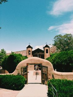 El Santuario de Chimayo in Chimayo, NM