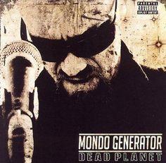 Nick and The Mondo Generator Oliveri - Dead Planet