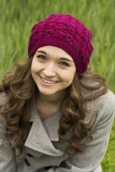 Crochet Patterns Galore - Flower Garden Hat