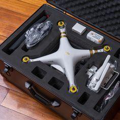 81.70$ Buy here - http://alimc4.shopchina.info/1/go.php?t=32614968687 - high quality DJI phantom 3 standard protective suitcase Custom aluminum case Especially custom for DJI 3 case 550*370*230MM 81.70$ #aliexpress