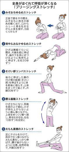 寝る前にストレッチ 体を柔らかく、太りにくく|ヘルスUP|NIKKEI STYLE