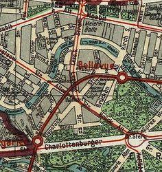 Liste der Straßen und Plätze in Berlin-Hansaviertel – Wikipedia