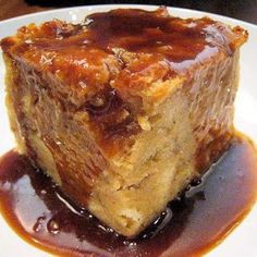 Jack Daniel's Bread Pudding @keyingredient #dessert #bread
