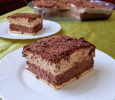 Η Συνταγή είναι από το κανάλι Sotiria amor.  Σε όλους αρέσει ο συνδυασμός σοκολάτα-μπανάνα! Δείτε ένα πολύ γρήγορο γλυκό, που θα το τιμήσετε ιδιαίτερα!    Υλικά    2 ώριμες μπανάνες  1 κρέμα ζαχαροπλαστικής σοκολάτα  1 κρέμα ζαχαροπλαστικής βανίλια  1 πακέτο μπισκότα πτι μπερ  100gr Kai, Nutella, Tiramisu, Party Time, Bakery, Deserts, Sweets, Cooking, Ethnic Recipes