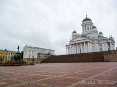 Finland Road Trip Itinerary - Things to See in Finland in 2 Weeks - Our Life, Our Travel Cities In Finland, Finland Travel, Travel Europe, Us Travel, Harbor Town, See The Northern Lights, Water Tower, Winter Travel, Best Cities