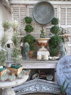 The Garden Room . . .
