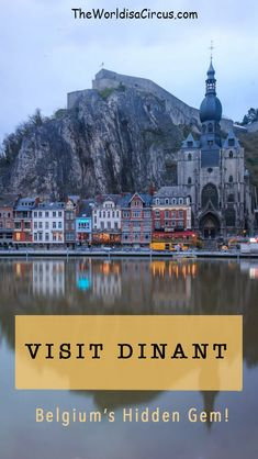 Belgium is home to many small towns, and Dinant is definitely one of its most adorable ones. Dinant offers the perfect mix of history, beer and culture. Check out why you should visit Dinant too.