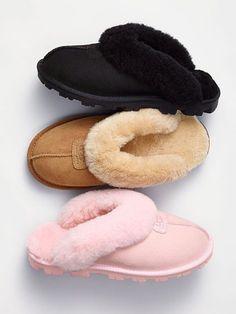 Coquette Slipper - pink please!