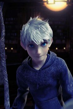 Jack Frost/ sooo anyone want to tell me why i'm here?