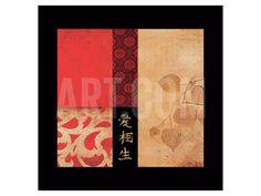 Meditations II Art Print at Art.com