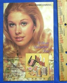 Vtg Merle Norman Cosmetics Brochure Catalog Ad Print Makeup Lipstick Eyeshadow   eBay