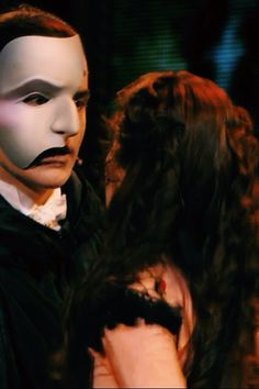 """The way I see it, Point Of No Return was written by the Phantom around his fantasies regarding Christine, so he could finally seduce her 'past the point of no return."""" He was like, """"you know this is happening...let it build."""" She has fear, but you can tell that he's reaching her by the way she responds in turn."""