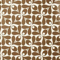 modern wallpaper by Orla Kiely love this! Harlequin Wallpaper, Modern Wallpaper, Pattern Wallpaper, Bathroom Wallpaper, Print Wallpaper, Wallpaper Ideas, Wallpaper Roll, Designer Wallpaper, Retro Pattern