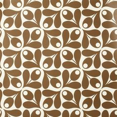 new... - Acorn Wallpaper ~ Orla Kiely