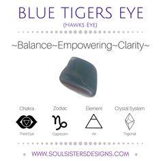 Blue Tiger's Eye