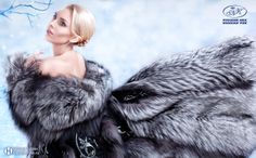 photographing fur from the photographer Natalya Novak www.natalyanovak.ru