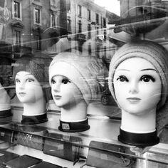 Urban faces