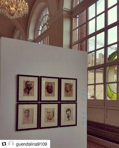 #Repost @guendalina9109  guendalina9109 @biennaledisegno #mybiennaleRn  #BiennaleDisegnoRimini