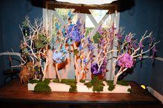 Key fobs on display for Ella Moss Anniversary Party by Karen Kimmel Studios