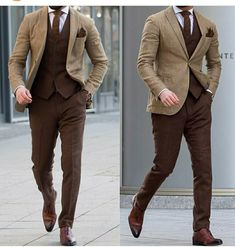 36 Ideas For Fashion Mens Fall Business Moda Masculina Mens Fashion Blazer, Best Mens Fashion, Suit Fashion, Fall Fashion, Fashion Photo, Fashion Shirts, Fashion Trends, Fashion Outfits, Big Man Suits