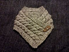 Ravelry: 3 Cables- Knit Neck Warmer pattern by Crystal Gammon