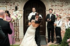 The Kiss! Kristen Weaver Photography