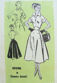 Prominent Designer 328 Vintage Sewing Pattern by SoVintageOnEtsy, $95.00